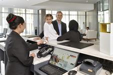 Reception Swiss-Belresidences Juffair