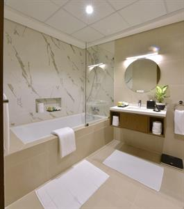 Master Bathroom Swiss-Belresidences Juffair