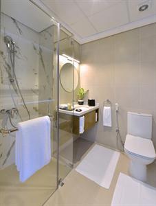 Bathroom Swiss-Belresidences Juffair