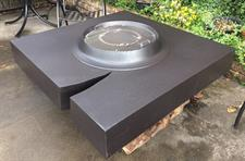 outdoor firepit $3500