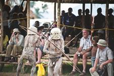 Village Huts Papua New Guinea-250-DK