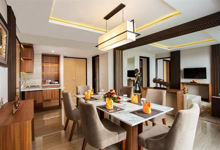 Presidential Suite Swiss-Belhotel Papua