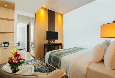 Superior Deluxe Room Swiss-Belhotel Papua