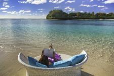 Relax at Muri Beach Muri Beach Club Hotel