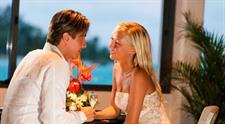 Romantic Dinner Muri Beach Club Hotel