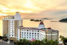 Hotel Facade Swiss-Belhotel Papua
