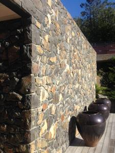 Matatoki stone wall