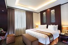 Suite Bedroom Swiss-Belhotel Danum Palangkaraya