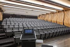 Auditorium 1 Tiakiwai Conference Centre, National Library of New Zealand