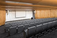 Auditorium 2 Tiakiwai Conference Centre, National Library of New Zealand