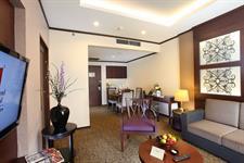 Suite Living Room Swiss-Belhotel Danum Palangkaraya
