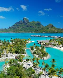 a - Four Seasons Resort Bora Bora -  Aerial1