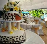Two tier Tapa Design