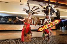 Traditional Dance Swiss-Belhotel Danum Palangkaraya