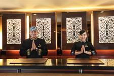 Greeting Receptionist Swiss-Belhotel Danum Palangkaraya