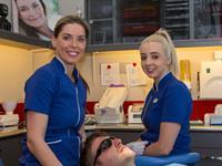 Staff w/Patient Harley Dentistry