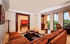Business Suite Living Room Arion Swiss-Belhotel Bandung