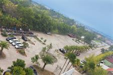 Outdoor Parking Area Swiss-Belhotel Danum Palangkaraya
