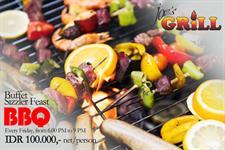Barbeque Swiss-Belhotel Mangga Besar Jakarta
