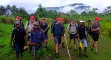 Trekking Group PNG Trekking Adventures - Kokoda