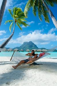 Beach and Hammock time - Bora Bora Pearl Beach Resort & Spa