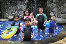 Kids Swimming Pool Swiss-Belhotel Danum Palangkaraya