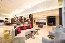 Lobby Area Swiss-Belinn Modern Cikande