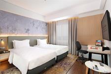 Standard Room Twin Deluxe Swiss-Belinn Modern Cikande
