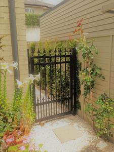pedestrian gate 290