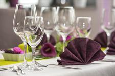 Dining in Baden Swiss-Belhotel du Parc