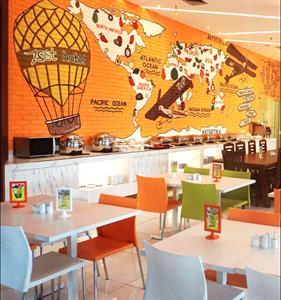 Citruz Buffet Zest Hotel Airport Jakarta