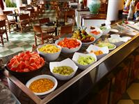 Breakfast Salad Bar