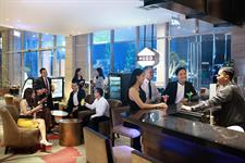 Hugo Lounge Swiss-Belhotel Airport