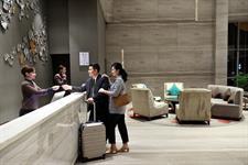 Lobby Reception Swiss-Belhotel Airport