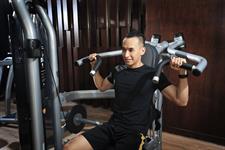 Fitness Swiss-Belhotel Danum Palangkaraya