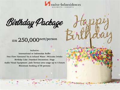 Birthday Package