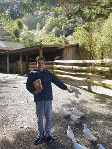 Sabrina Singleton Staglands Wildlife Reserve and Café