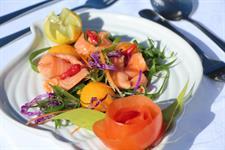 Pacific Cuisine Muri Beach Club Hotel
