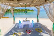 Romantic Dining for two Muri Beach Club Hotel