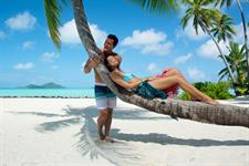 Beach and lovers - Bora Bora Pearl Beach Resort & Spa
