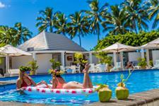 Our Pool Muri Beach Club Hotel