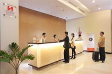 Reception Lobby Swiss-Belinn Pangkalan Bun