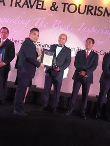 ITTA Award Swiss-Belhotel Airport