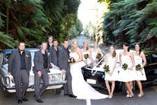 Bridal Party on Lake Okataina Rd Lakes Lodge Wilderness Retreat