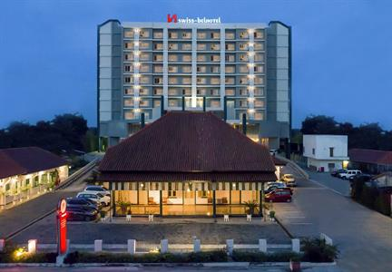 Exterior Swiss-Belhotel Pangkalpinang