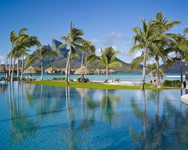 b - Four Seasons Resort Bora Bora - Swimming Pool