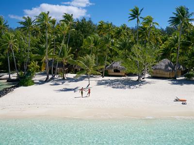 Bora Bora Beach - Tahiti Pearl Beach Resort 4 Bora Bora Pearl Beach