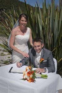 Wedding 3 Lakes Lodge Wilderness Retreat