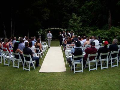Wedding 4 Lakes Lodge Wilderness Retreat