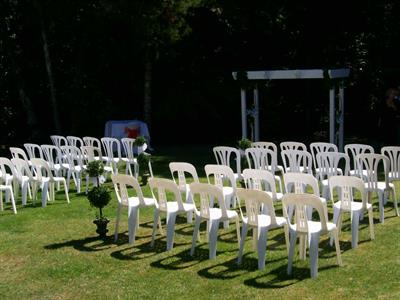 Wedding 6 Lakes Lodge Wilderness Retreat